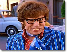 Mike Myers Austin Powers hp