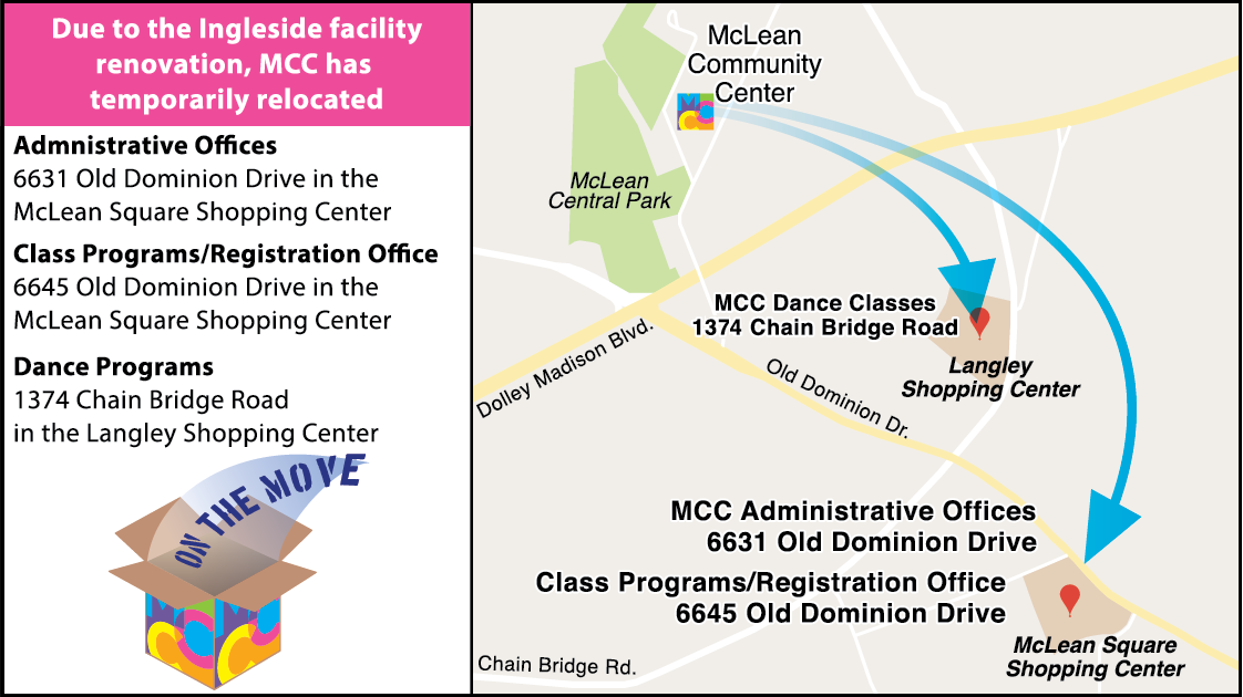 MCC Relocation Map