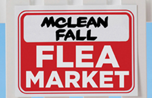 McLean Fall Community Flea Market