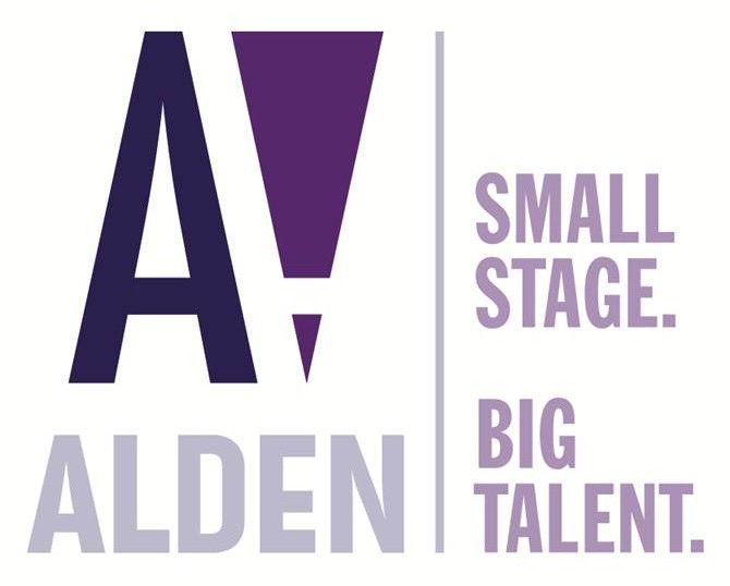 The Alden: Small Stage. Big Talent.