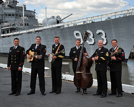 U.S. Navy Band Country Current